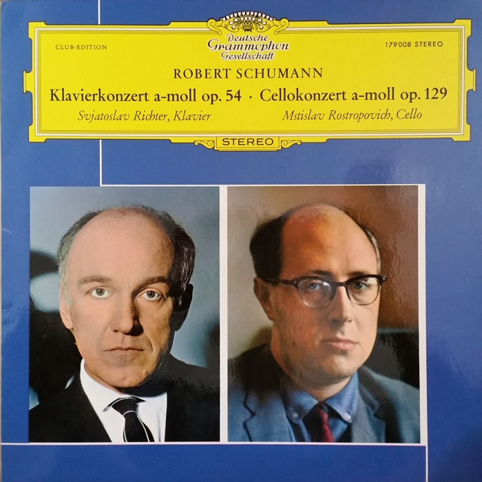 Franz Liszt Shura Cherkassky Berliner Philharmoniker Herbert Von Karajan Mazeppa Ungarische Fantasie
