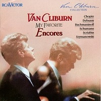 RCA Victor Cliburn Collection : Cliburn - Favorite Encores