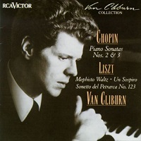 RCA Victor Cliburn Collection : Cliburn - Chopin, Liszt